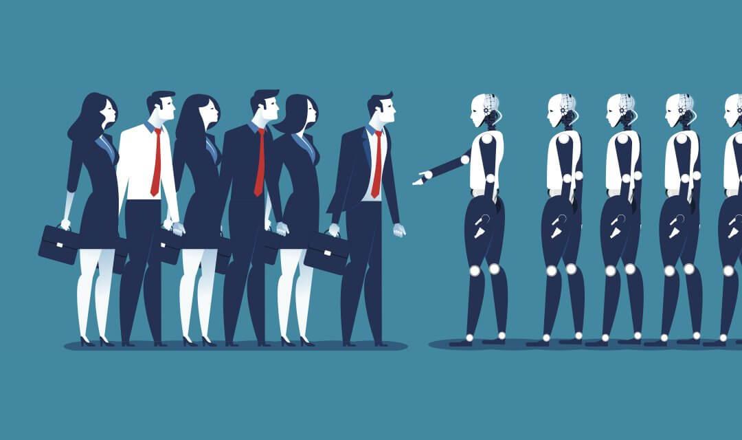 El 64% del empleo industrial en España se verá afectado por la nueva ola de automatización.