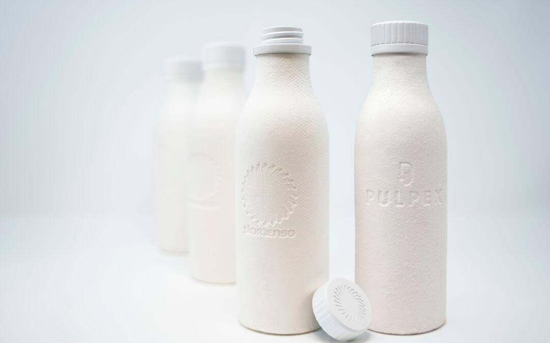 PepsiCo lanzará botella creada con papel